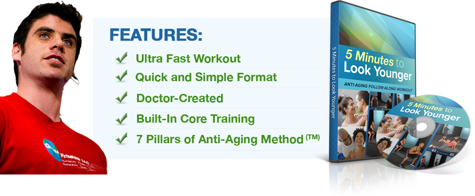 FREE Follow-Along Anti-Aging Workout Free DVD